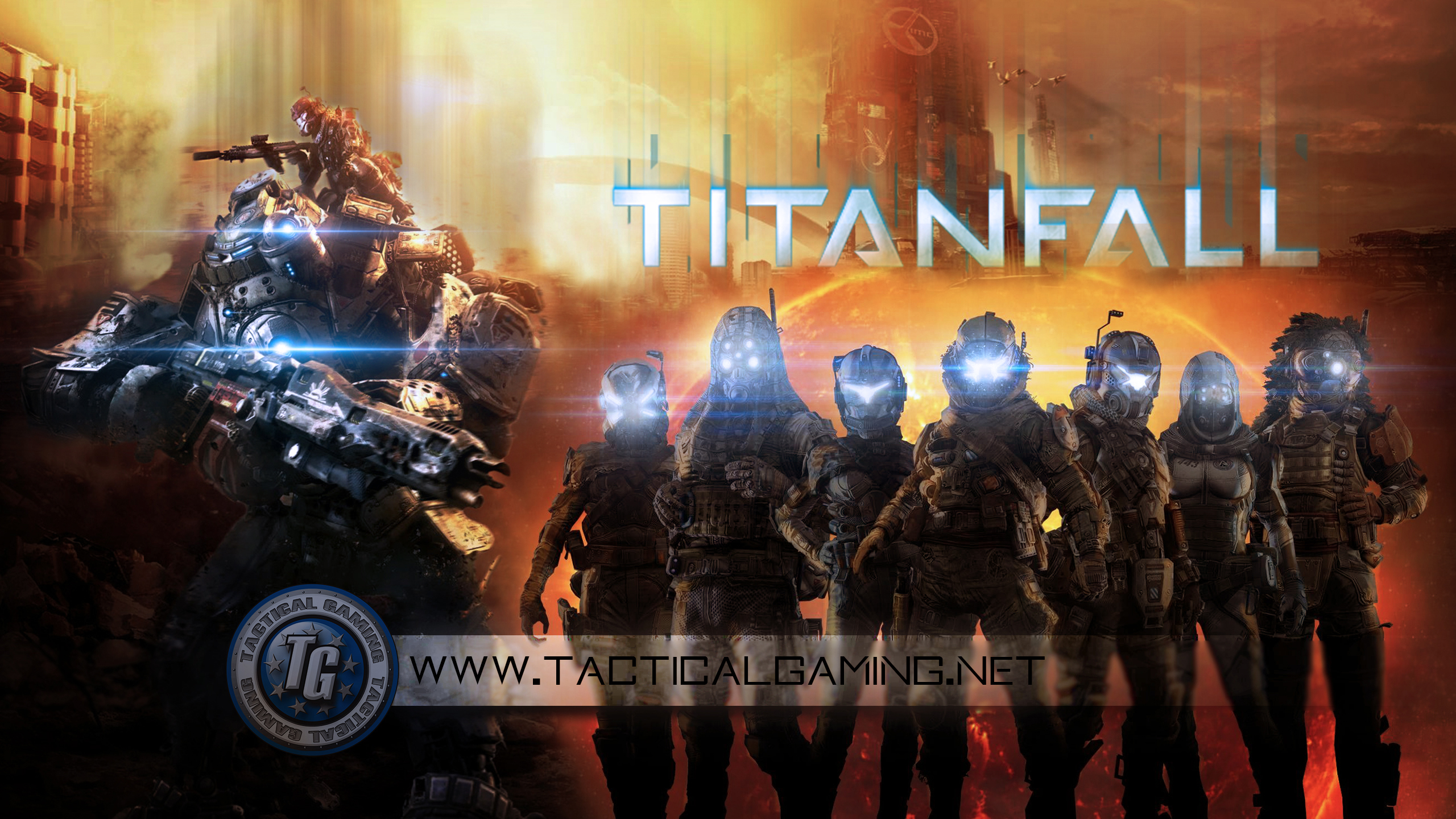 titanfall wallpaper #4 - pc wallpapers - gallery - tactical gaming