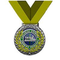 Tactical Gaming Public Relations Achievement Medal