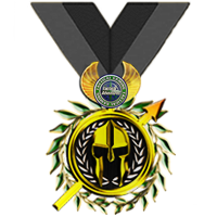 Tactical Gaming Presidential Medal