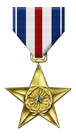 Tactical Gaming Chief of Staff Medal